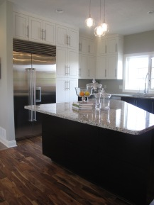 Not your ordinary kitchen island.